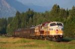 Royal Canadian Pacific Passenger 4106