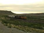 Potash train