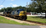 CSX Local Passing Talmo