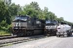 NS 9592 and NS 6796