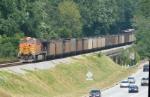 BNSF 5703 (NS #736; DPU)