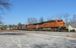 BNSF 6063 (NS #732)