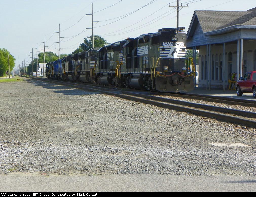 Norfolk Southern Yard