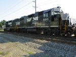 Norfolk Southern 5310 and 5309