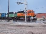 BNSF 2776