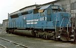ex-CR SDP45!