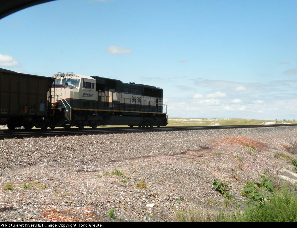 BNSF 9636