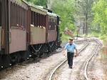 1880 TRAIN / Black Hills Central Railroad