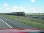 Union Pacific Coal Train