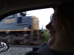 train to face