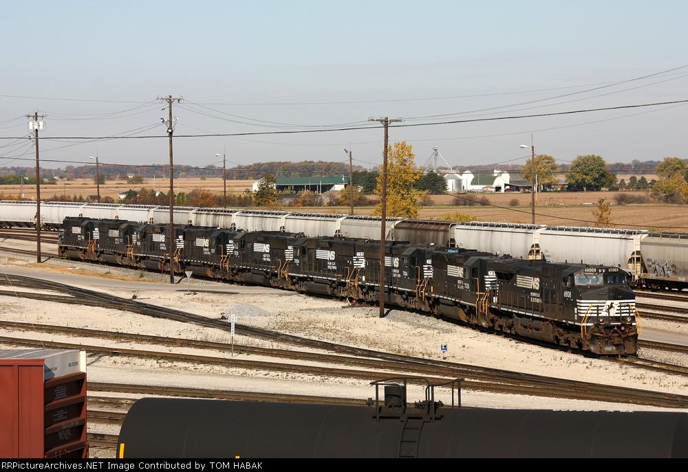 NS 8908 on NS 968
