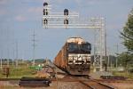 NS 9224 on NS 307