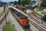 CN 5556 on NS 184