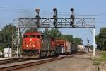 CN 5515 on NS 184