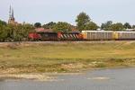 CN 2447 on NS 184