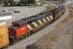 CN 5562 on NS 184