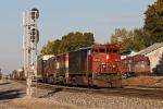 CN 2436 on NS 184
