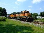 BNSF 6754