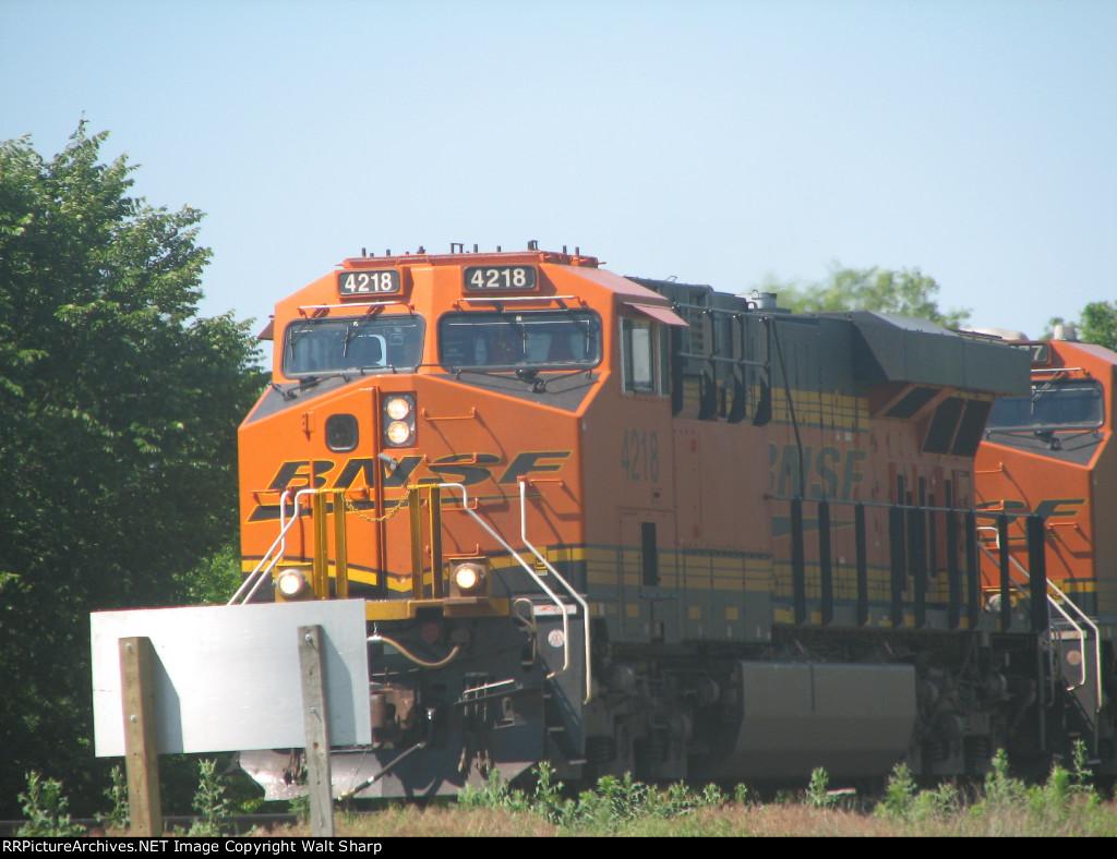 BNSF 4218