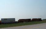 BNSF 7273 & BNSF 4439