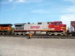 BNSF 4707