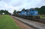 Last Big Blue SD70 On NS Roster