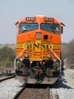BNSF 5642