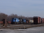 C66 is at Hazleton yard