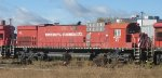 Minnesota Commercial Alco C636 in St Paul MN Oct 2012.