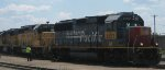 SP GP60 in St Paul MN Belt Yard in July 2012.