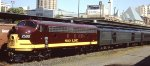 Ride classic passenger trains from Duluth MN to Two Harbors in Duluth MN.