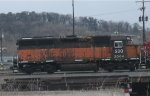 A Milwaukee Road GP in St Paul MN on the CP rail in May 2013.