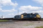 D743 Southbound