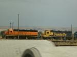 BNSF 2024 & ex. ATSF 2779