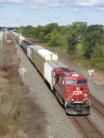 CP 8811 powers 34T eastward alone