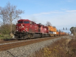 CP 9625 & 5877 power 23T westward