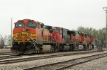 BNSF 4977 and others