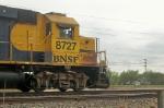 BNSF 8727