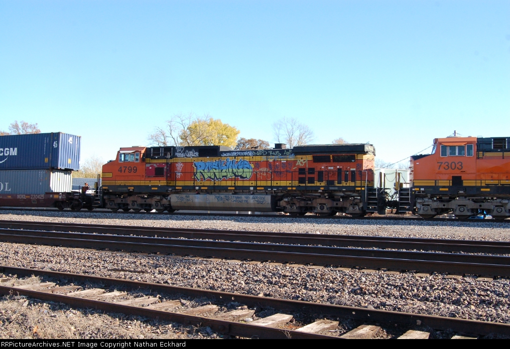 BNSF 4799