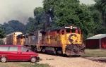 C&O 5526 West