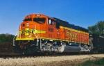 BNSF 9881 South