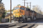 BNSF power EB