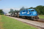 NS Local H74 With Black River & Western Switcher