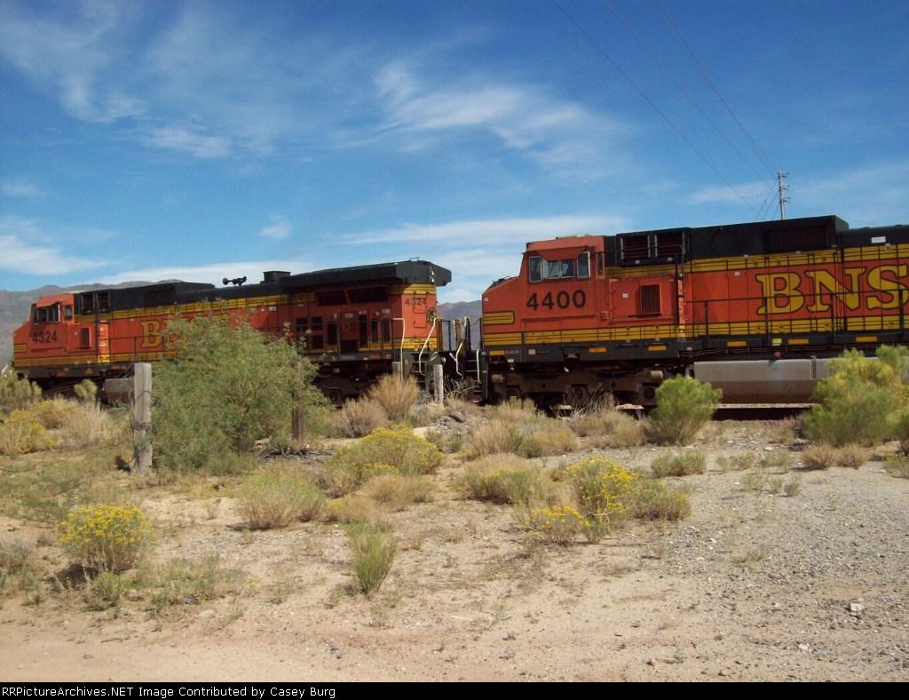BNSF 4324