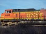 BNSF 4614