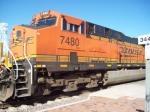 BNSF 7480