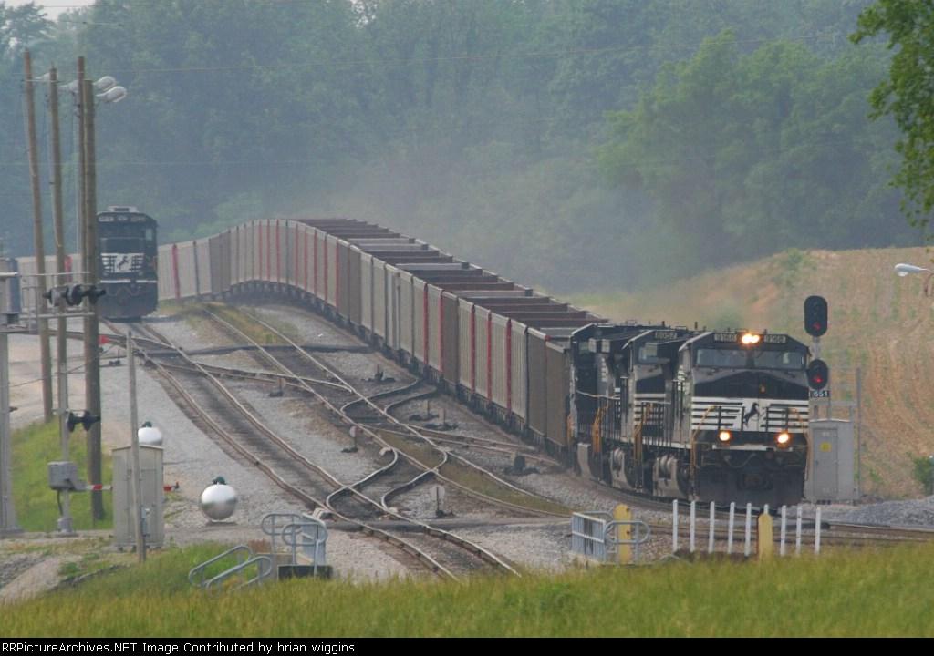 NS 9168 70N Princeton IN