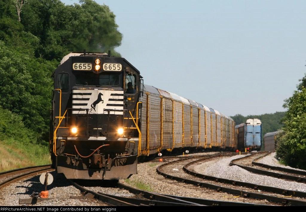 NS 6655 239 Princeton IN