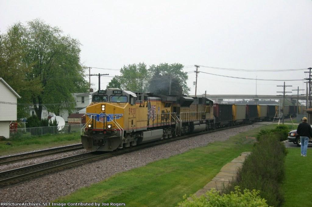 UP 5920