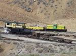 V & T 44 ton diesel